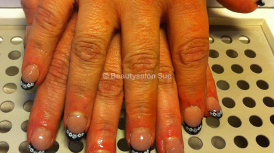 Beautysalon Sue – Nagelbijt